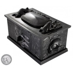 John Robson CMH Clamshell Box Watch