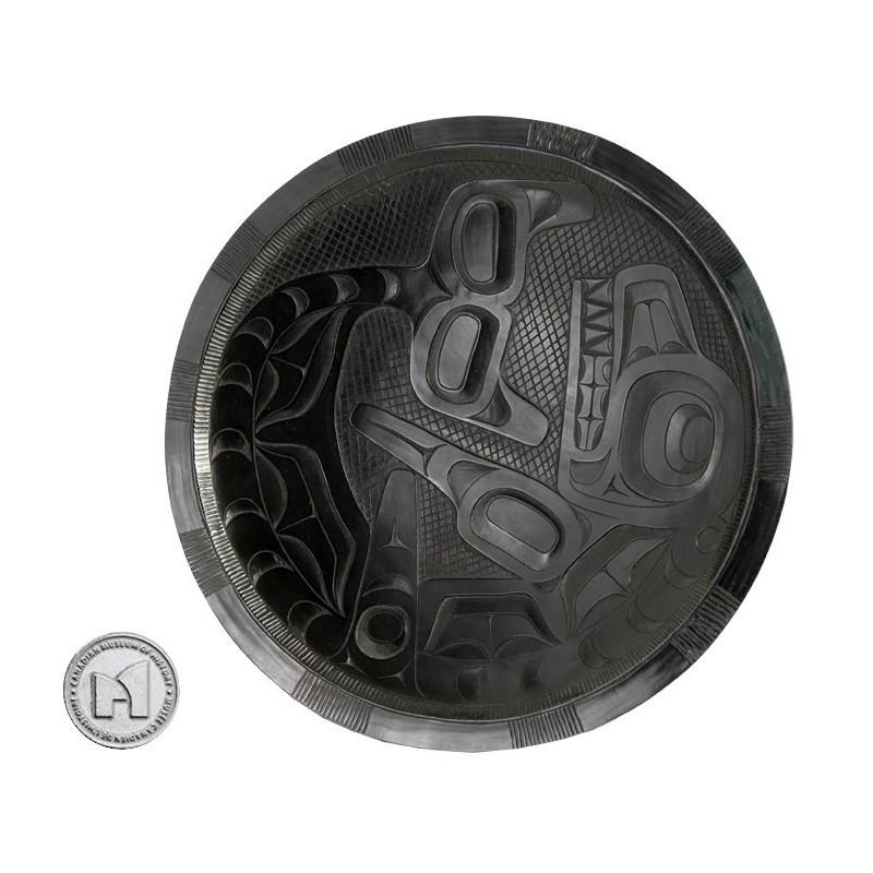 Plat Potlatch Haida Gwaii Épaulard