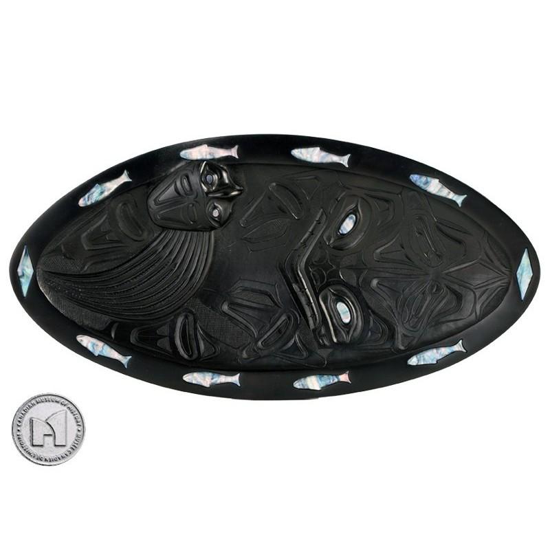 Haida Gwaii Octopus Platter