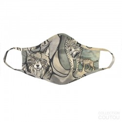 Silent Seekers Mask